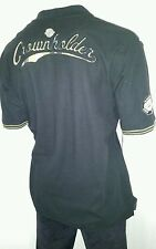 Crown holder polo shirt extra large
