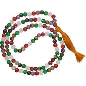 Mixed Stones Mala Beads!