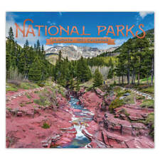 National Parks 2021 16-month Full-size Wall Calendar