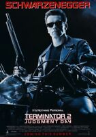 TERMINATOR 2; JUDGEMENT DAY Movie PHOTO Print POSTER Arnold Schwarzenegger 008
