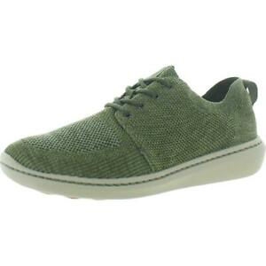 Cloudsteppers by Clarks Step Urban Mix Men's Mesh Lace Up Casual Trainers