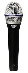 SHS Audio OM-V1 Dynamic Neodymium Vocal Microphone