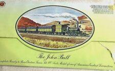 Vintage Rare Bachman HO Scale The John Bull 5 Piece Train Set 40-140 Unused