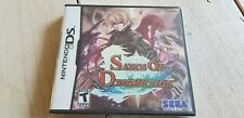 ♕* Nintendo DS * Sands of Destruction * NEW & Sealed * VERY RARE  * NTSC * NDS *