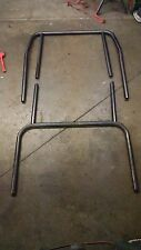 1976-86 Jeep CJ 7 Front-Rear Cage Kit   Incorporates Factory Bars