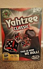 Yahtzee Classic by Hasbro Gaming Toy Play Game NEW SEALED