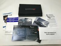 2014 Dodge Durango Owners Manual With Case OEM OM0162
