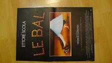 """""""LE BAL"""" - Ettore Scola -1983 - Affiche cinéma 56 x 39"""