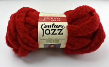 Premier Yarns Couture Jazz Super Bulky Acrylic Blend Yarn -1 Skein Iron #26-05