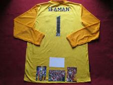 2000s Signed Soccer Memorabilia Shirts