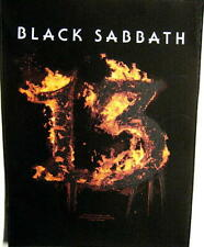 "Black sabbath dos écusson/backpatch # 5 ""globalefondée"""