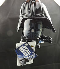 Star Wars Darth Vader Plush Toy Caricature BackPack Clip-On Key Ring Car Mirror