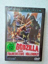 DVD : GODZILLA GEGEN FRANKENSTEINS HÖLLENBRUT