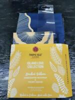 Tropic Isle Headwrap and Pocket Square Island Love Collection Limited Edition