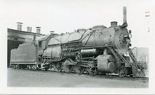 6A249 RP 1940 READING RAILROAD ENGINE #2014 ST CLAIR PA