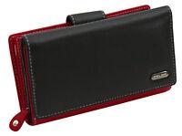 Felda RFID Ladies Purse Wallet Genuine Leather Multi Soft Credit Card Gift Box