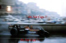 Stefan Bellof Tyrell 012 Monaco Grand Prix 1984 Photograph 8