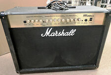 "Marshall MG250DFX Guitar Combo Amplifier, Twin 50 Amps, 2x12"" Celestion, Effects"