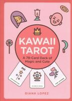 Kawaii Tarot : A 78-card Deck of Magic and Cute, Cards by Lopez, Diana, Brand...
