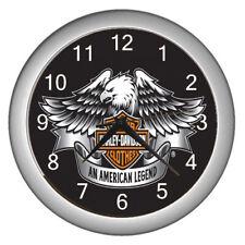 Harley Davidson American Legend Logo Wall clock
