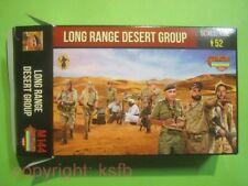 NEU 1:72 Strelets #M144 WKII Afrika Long Range Desert Group Wüste 8. Armee
