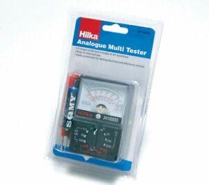 Analogue Multi Meter Voltage Tester OHM Meter AC/DC Resistance Pocket Size