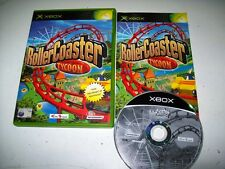 Roller Coaster Tycoon Great  Xbox Game