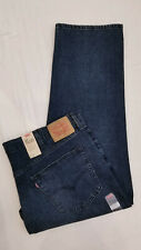 Levis 559 Big & Tall Relaxed Straight Stretch Mens Jeans W46/L28 46X28 #5590070