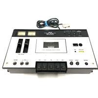 1978 Vintage AKAI CS-34D 2 Head Stereo Cassette Tape Deck *Tested & Working*