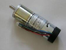 IG420049-SY3754 24V 122 RPM Planetary DC Gear Motor with encoder 16 kgf-cm rated