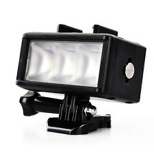 LED Underwater Waterproof Diving Spot Light snorkel swim for GoPro Hero 5 4 3+ 3