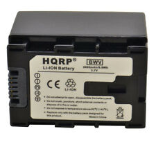 HQRP Battery for JVC BN-VG138U BN-VG138 BN-VG121E BN-VG121U BN-VG121US