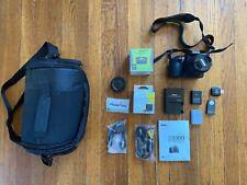 Nikon D3300 24.2MP Digital SLR Camera w/ AF-S DX VR II 18-55mm Lens + EXTRAS