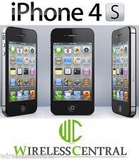FACTORY UNLOCKED Apple iPhone 4S 8/16 GB MINT CONDITION ATT VERIZON TMOBILE