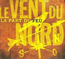 La Part du Feu [Digipak] by Le Vent du Nord (CD, Oct-2009, Borealis Records)