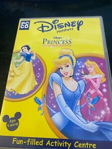 Disney Hotshots Princess Fashion Boutique   Pc game