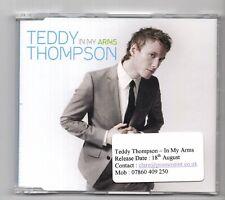 (IY691) Teddy Thompson, In My Arms - 2008 DJ CD