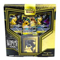 Pokemon TCG League Battle Deck - Pikachu & Zekrom GX - Sealed