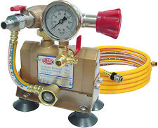 Hydrostatic Test Pump Drill Powered 500 Psi, with 15ft. hose, Reed DPHTP500