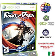 PRINCE OF PERSIA GIOCO NUOVO PER MICROSOFT XBOX 360 IN EDIZIONE ITALIANA PAL ITA