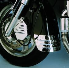 Valkyrie Front Fender Extention ( B1-326 ) Chrome Steel Extention 1997-2003