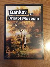 Original Banksy vs Bristol Museum Full Postcard Set of 12 Mint, Sealed Last One