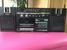 Panasonic Radiorecorder Ghettoblaster Boombox RX-C36