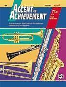 ACCENT ON ACHIEVEMENT 1 Bb clarinet