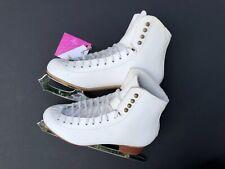 Jackson Dj 2200 Figure Skates - Wilson Ace Coronation Blades Excellent Cond.