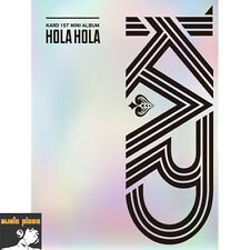 KARD 1ST MINI ALBUM [ HOLA HOLA ] CD+BOOKLET+PHOTO CARD