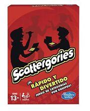 Hasbro Gaming - Scattergories juego de preguntas (a5226105) (versión ESP #2995