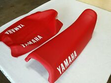 YAMAHA YZ125 (86-88) YZ250 (86-87) YZ490 (86-90) MODEL SEAT COVER Red (Y4--n6)