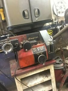 Snap On brake lathe machine.