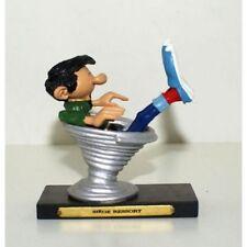 Gaston Lagaffe Siége à ressort Franquin 2004  figurine BD comic